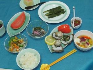 冷蔵庫整理&蒸し牡蛎
