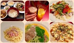 お昼は回鍋肉・夜はイタリアン